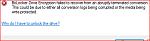 my issue with BitLocker