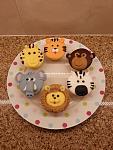 Zoo Animals Cupcake Workshop HMB111