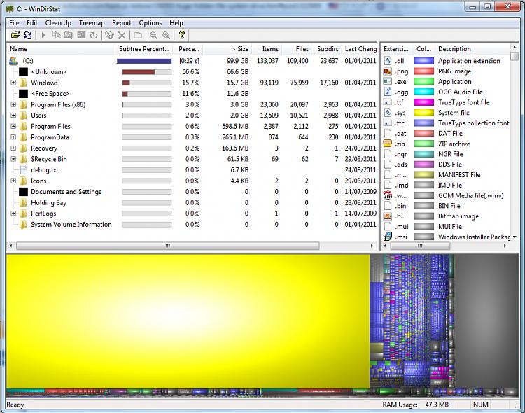 Huge hidden file in system drive-windirstat-2011-04-01.png