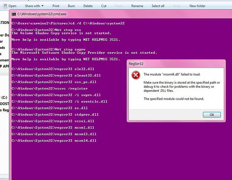 VSSADMIN does not work on my W7 rigs-e6.jpg