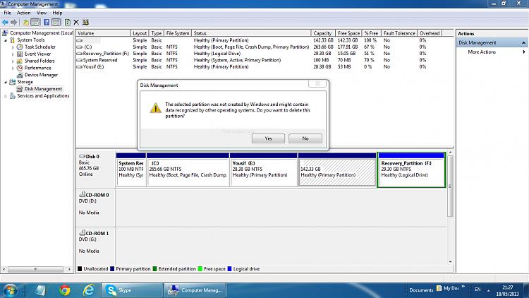 Can not delete Ubuntu partition after uninstalling Ubuntu-1.png