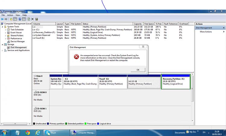 Can not delete Ubuntu partition after uninstalling Ubuntu-2.png