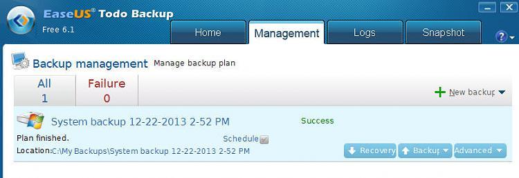 Backup Failure--Failure in creating a directory on backup storage dir.-easeus2.jpg