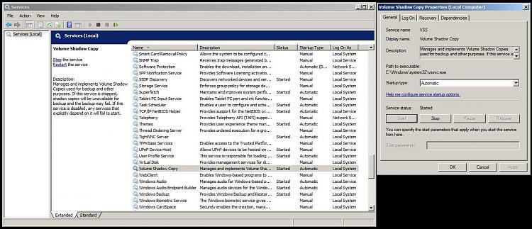 Not enough disk space to create the volume shadow copy ...-volumeshadowcopy.jpg