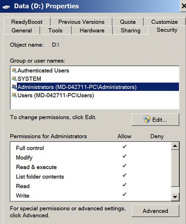 best backup software for windows 7-source-drive-administrators-group-properties.jpg