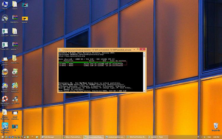Deleted HDD files using diskpart command-testdisk-2.jpg
