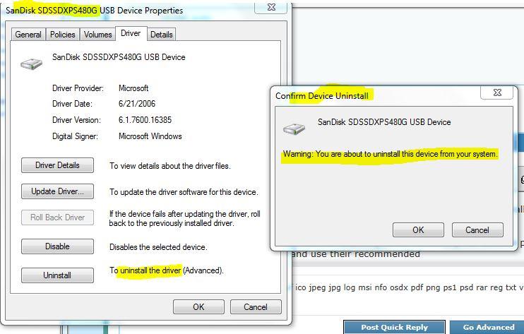 Help? Clonezilla/Boot USB to Migrate original HDD to New SandDisk SSD-sandisk-uninstall-drvier.jpg