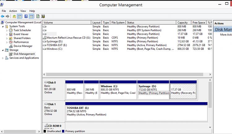 Macrium Reflect Free making multiple images?-disk-management-knust.png