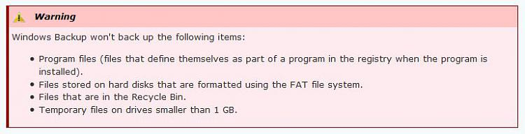 Best operating system backup software-warning.jpg