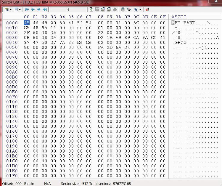 Laptop Toshiba 500GB crashed NTSF patitions became RAW-1.jpg