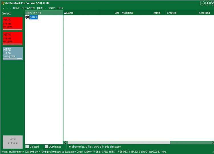 Please help recovering after diskpart clean & format mbr-getdataback.png