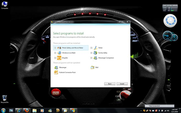 windows live mail 2011 with Windows Live Messenger 2009-11-01-2010_01-49-12.jpg