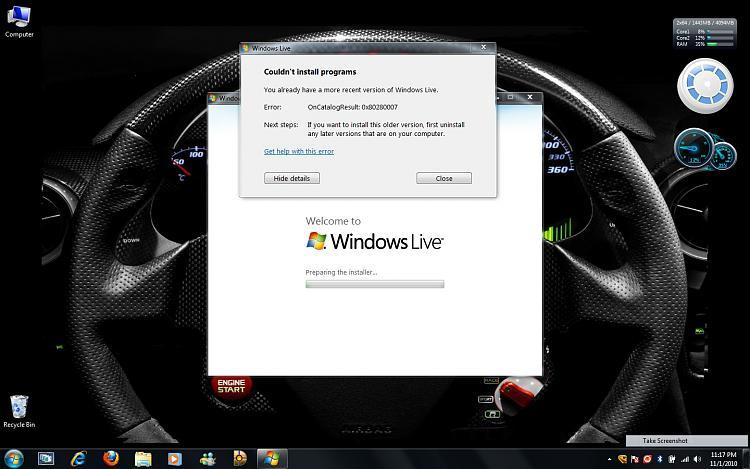 windows live mail 2011 with Windows Live Messenger 2009-11-01-2010_23-17-28.jpg