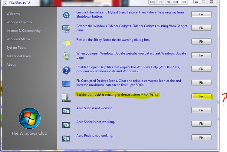 Google Chrome website Pin to Taskbar error after Delete History-fixwin22.png