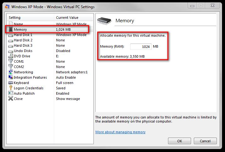 copy XP Outlook Express files to Win 7 XP Mode ?-windows-xp-mode-windows-virtual-pc-settings.png