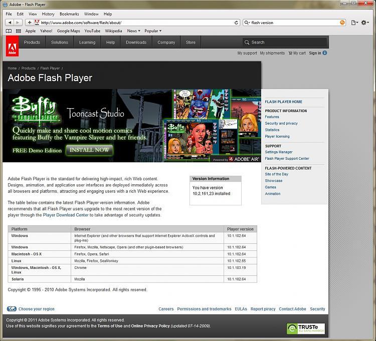 Latest Version of Adobe Flash Player-flasherror.jpg