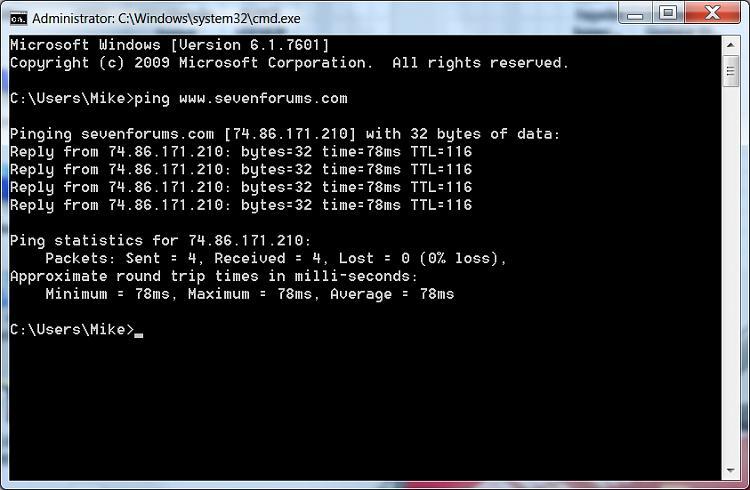 No 32 bit browser does NOT work. 64 bit works fine. Win7-64-ping.jpg