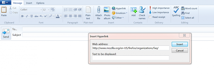 Links in Windows Live Mail-hyper-link.png