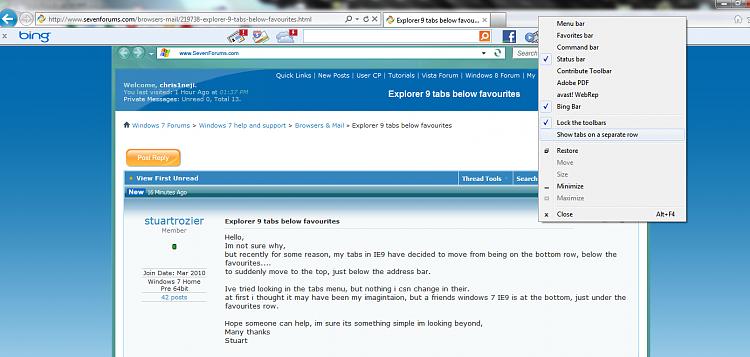Explorer 9 tabs below favourites-ie9tabs.png