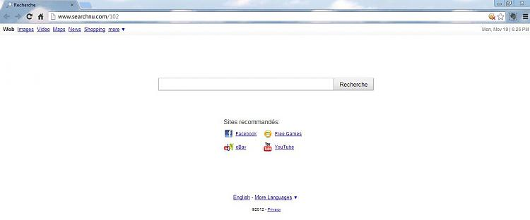 Lost Google chrome home page-searchnu.jpg