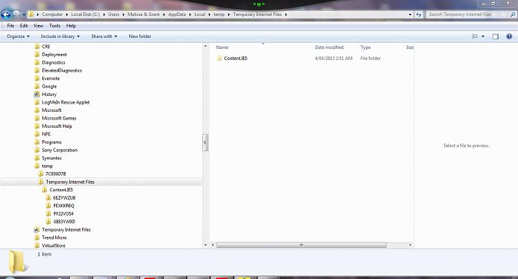 Internet Explorer 10 - Settings and history-temp-files-1.png