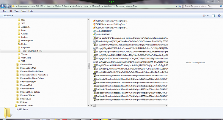 Internet Explorer 10 - Settings and history-temp-files.png