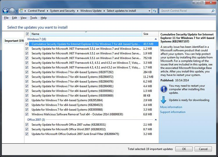 WLM 2012 Started Crashing when Sending Emails-updates.jpg