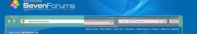 Firefox 3.6b4 appears to be breaking the forums-sevenforums-broken.png