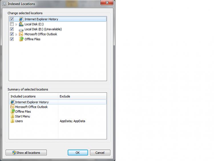 Outlook 2007 in start menu-options.png