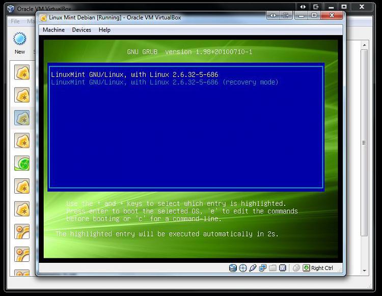 Ubuntu 10.10 to be released on 10/10/10-linux-mint-debian-install-17-first-start-off-vhd.jpg