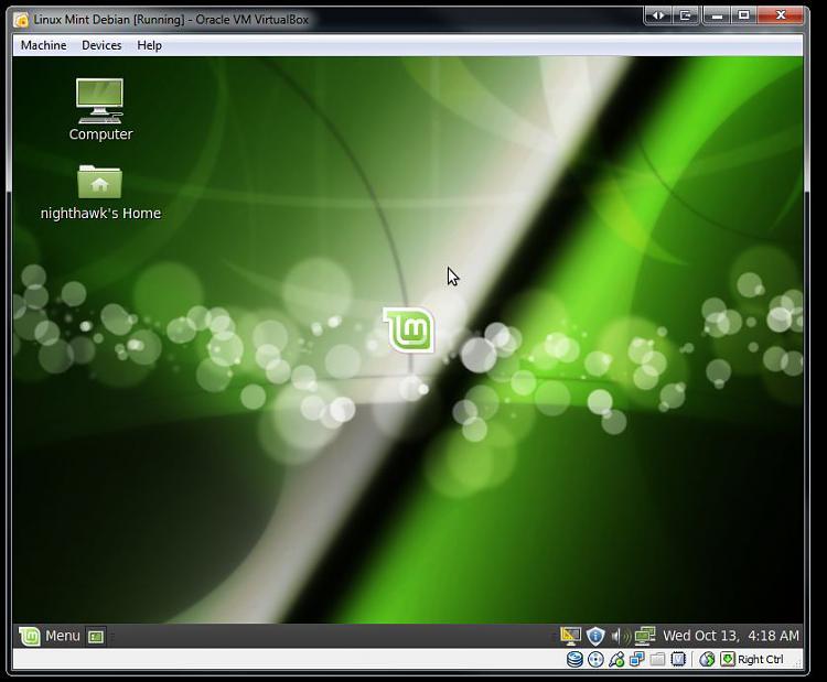 Ubuntu 10.10 to be released on 10/10/10-linux-mint-debian-install-21-new-look.jpg