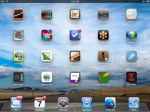 Screenshots from your phone Home screen-001-ipad-apps-screen.jpg