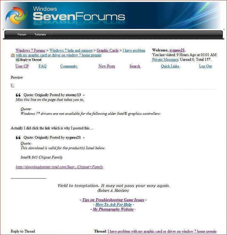 Strange forum issues.....-sevenforums-issue.jpg