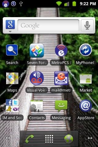 Screenshots from your phone Home screen-home.jpg