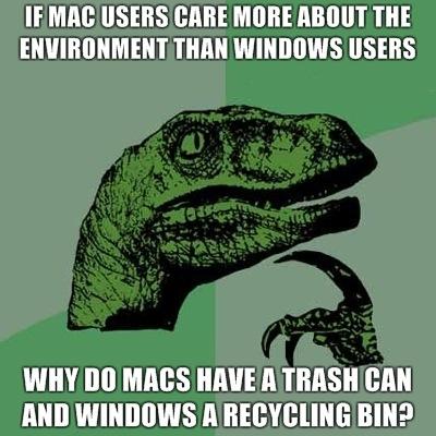 Mac users have the same problems-philosoraptor-mac-windows.jpg
