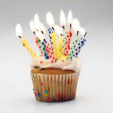 "Todays Birthday has delivered ""Triplets""-birthday-cupcake.jpg"