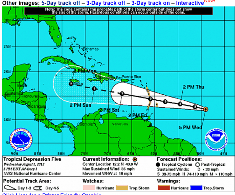 Hurricane Tracking 2012-td-5.png