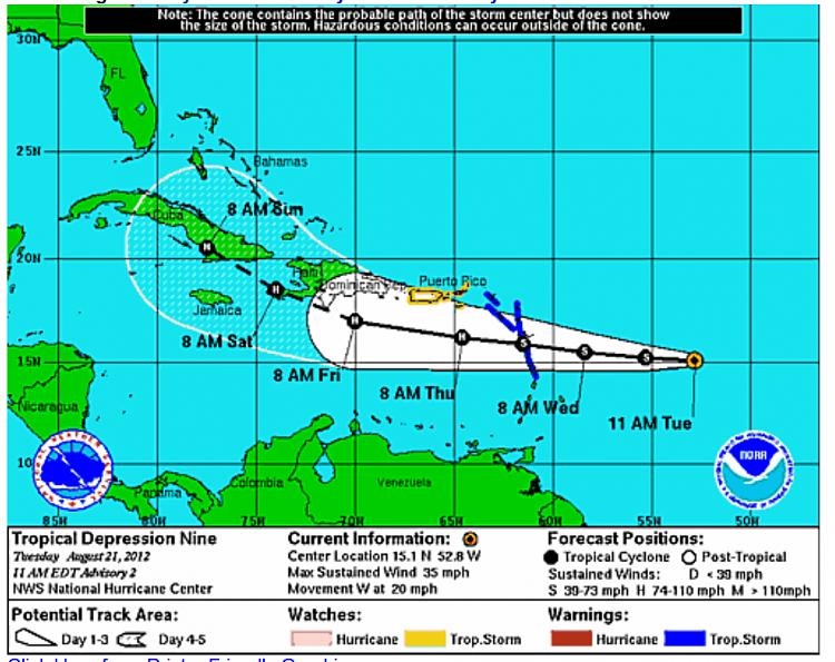 Hurricane Tracking 2012-td-9.png