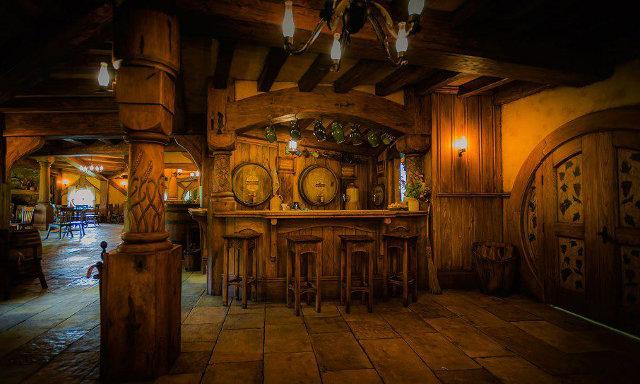 Real Life Hobbit Green Dragon Pub Opens In New Zealand-green-dragon-1.jpg