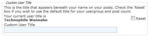 Name:  Custom User Title.JPG Views: 84 Size:  22.4 KB
