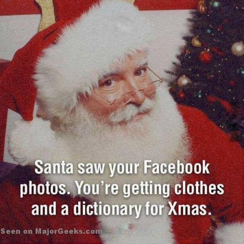 Funny and Geeky Cool Pics [3]-santa.jpg