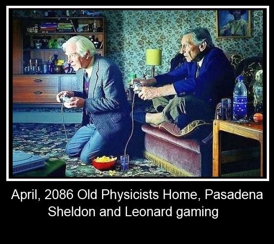 Funny and Geeky Cool Pics [3]-sheldon-leonard.jpg
