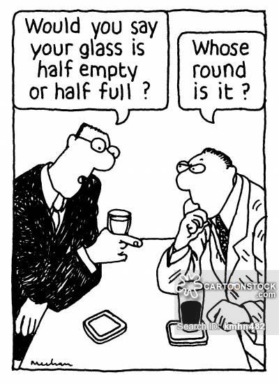 Keep One Change One [23]-half-full-food-drink-round-philosophy-optimist-pessimist-glass-kmhn482_low.jpg