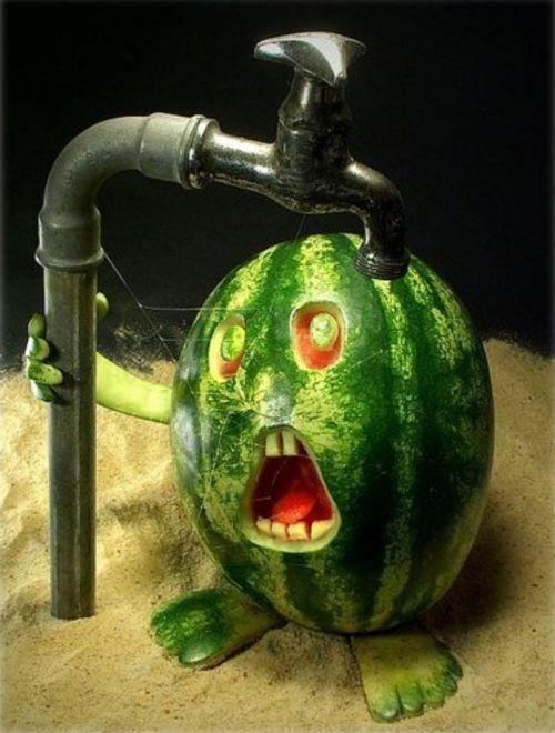 Pics -Feast ur eyes!-water-melon-tap.jpg