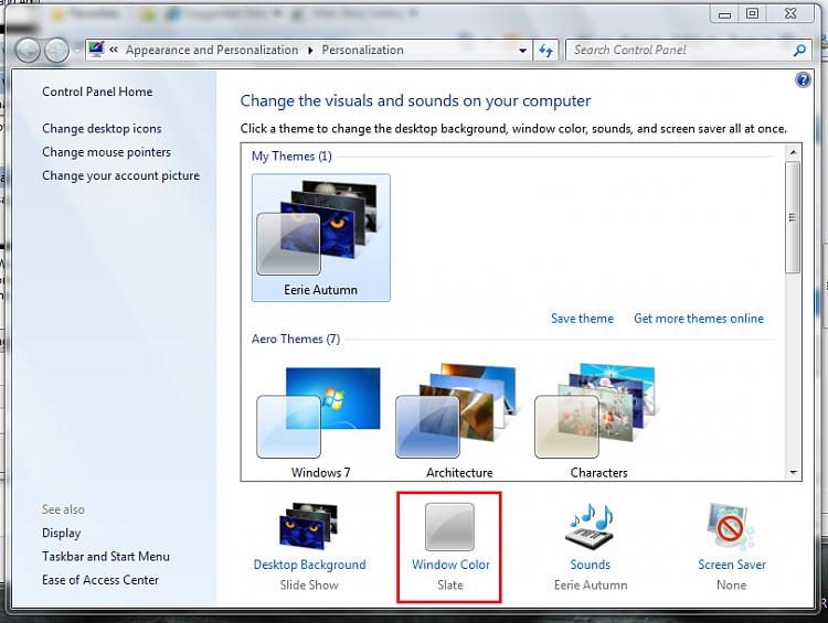 remove vertical spacing in Windows explorer-personalization.png