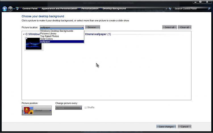 Wallpaper will not change to slideshow on Windows 7-background.jpg