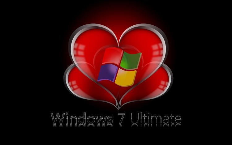 Custom Windows 7 Wallpapers - The Continuing Saga-ultimate-heart-wall.jpg