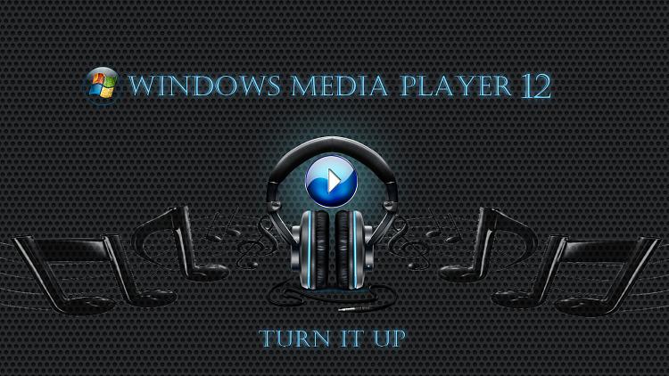 Custom Windows 7 Wallpapers - The Continuing Saga-wmp-12-carbon.png