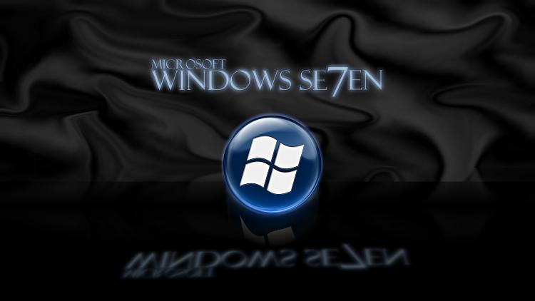 Custom Windows 7 Wallpapers - The Continuing Saga-black-satin-se7en.png