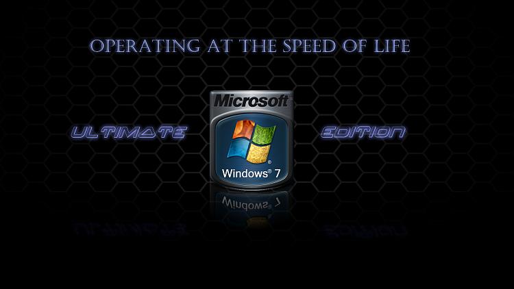 Custom Windows 7 Wallpapers - The Continuing Saga-honeycomb-se7en.png